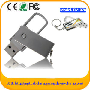 Customized Logo Metal Memory Stick USB Flash Drive (EM078) pictures & photos