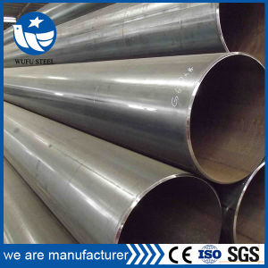 Q235 ERW Black Square/Rectangular Welded Steel Pipe pictures & photos