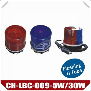5W/30W U Tube Xenon Revolving Strobe Light with Single/Multi Flashing (CH-LBC-009-5W/30W)