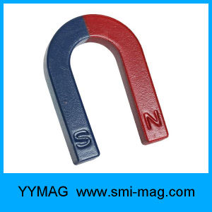 U Shape Cast AlNiCo Horseshoe Magnet pictures & photos
