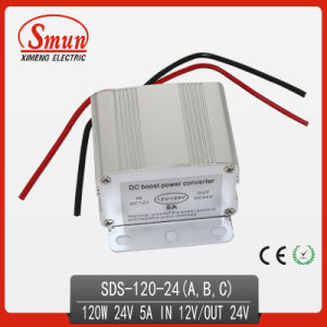 120W 12VDC-24VDC 5A Power Supply Converter Boost Converter pictures & photos