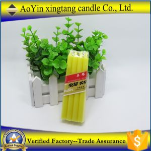 Wholesale 12g Normal Color Wax Stick Candle for Home Decoration pictures & photos