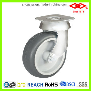 "5"" Swivel Castor Wheel for Trolley (P139-34C125X32) pictures & photos"