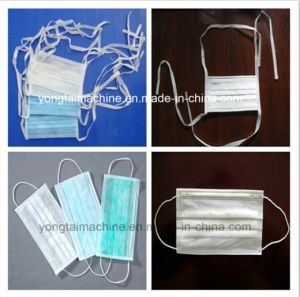 3ply Nonwoven Face Mask Making Machine pictures & photos