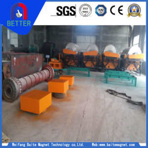 Rcyb Series Suspension Magnetic Separator for Iron Ore Mining Machine with Lifting Equipment pictures & photos