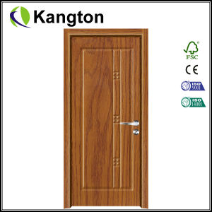 PVC Bathroom Door Glass Panel (PVC door) pictures & photos