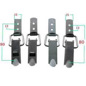Glass/Window/Door/Gate Latches (JX069) pictures & photos