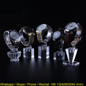 High Transparent Acrylic Watch Display Stand pictures & photos