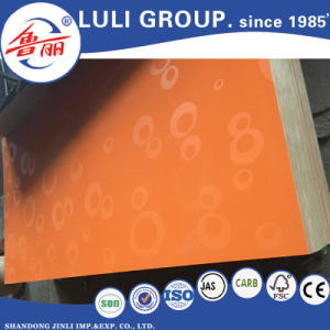 18mm Melamine Laminated MDF Board for Furniture pictures & photos