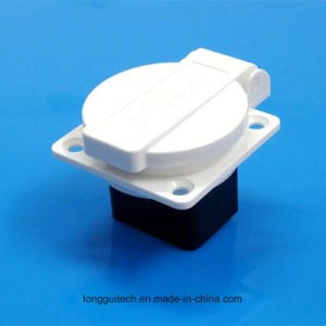 French Waterproof and Dustproof Power Socket Lgt-FHD031 pictures & photos