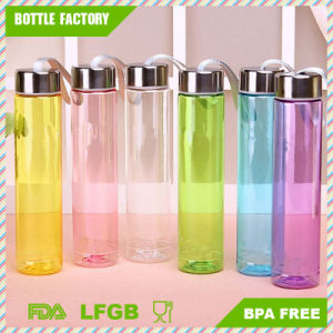 Pocket Bottle with Handle BPA Free Food-Grade Plastic pictures & photos