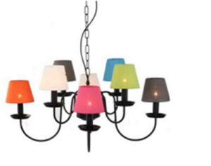 Colorful Modern Chandelier Lamp Hl-Bzob-08