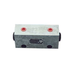Hand spool Flow control valve hydraulic lock pictures & photos