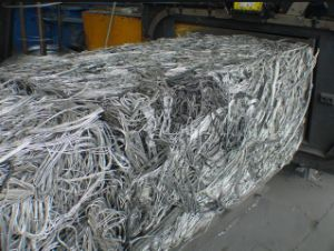 Aluminium Scrap Wire Supply pictures & photos