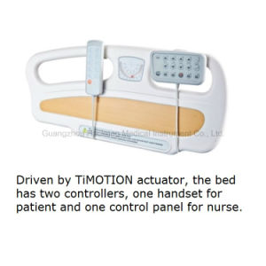 HK-N001 Extendable Deluxe Electric ICU Bed (Medical Bed, Hospital Bed) pictures & photos