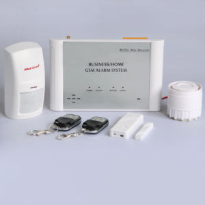 GSM Home SMS Alarm System Yl-007m3dx pictures & photos