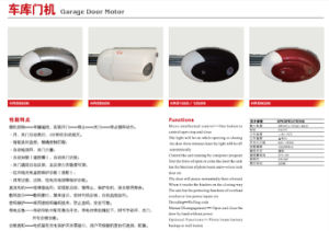 Garage Door Motor (HRS600N) pictures & photos