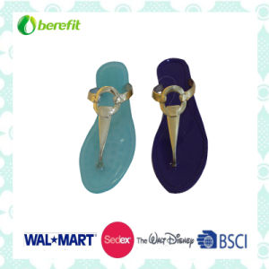 PVC Metallic Slippers, with Beautiful Appearance pictures & photos