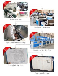 Acrylic Laser Engraver Cutting Machine Jq1390 pictures & photos
