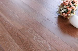 Engineered Wood Flooring with Natural Hardwood Finish Lyst-004 pictures & photos