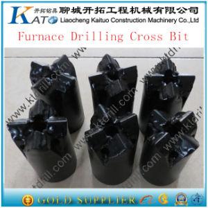 Taper Rock Drilling Cross Bit pictures & photos