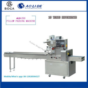 Automatic Flow Medical Disposable Syringes Wrapping Machine pictures & photos