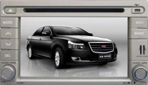 Touch Screen Special Car DVD Player for Geely Emgrand with Bluetooth, GPS Navigation (LZT-8651)
