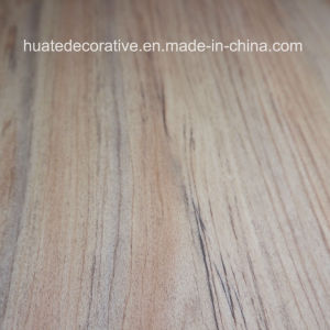Wood Grain Design Paper for Furniture, Pre Printing Surfaced Paper pictures & photos