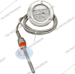 Stainless Steel Case Remote-Reading Thermometer 50+650c pictures & photos