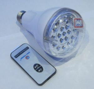 Remote Control LED Emergency Light (EP-2601)