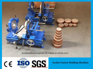 63-160mm Socket Fusion Welding Machine pictures & photos