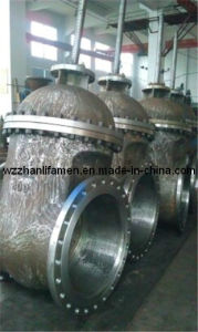 Cast/Carbon Steel API Bellows Seal Gate Valve pictures & photos