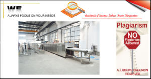 Double-Head Automatic Chocolate Casting Machine (K8016030) pictures & photos