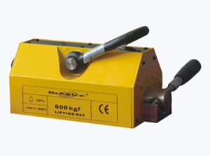 Permanent Magnetic Lifter for Steel Plate and Round Steel (UNI-Lifter-oo9) pictures & photos