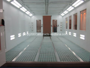 Hot Sale Electrical Paint Booth pictures & photos