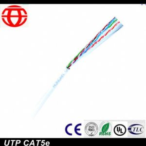 UTP Cat5e Indoor Data Cable for Digital Communications pictures & photos