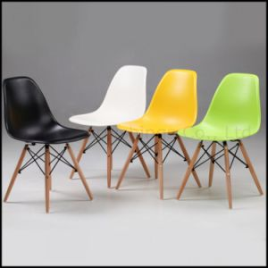 Modern Replica Side Dsw Eames Dining Plastic Chair (SP-UC026) pictures & photos