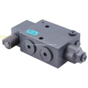 Hydraulic Direction Control Valves for Construction Machinery Lh1m pictures & photos