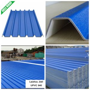 Plastic Corrugated Sheets Roof Building Material pictures & photos