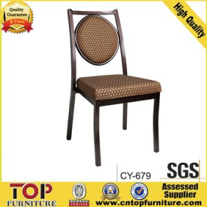 Stacking Aluminum Wedding Restaurant Hotel Banquet Chair pictures & photos