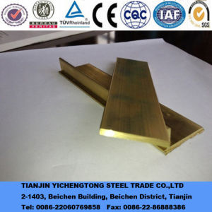High Quality 0.01-5mm C2680 C2600 H62 Brass Sheet /Plate pictures & photos