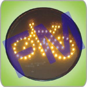 200mm Non-Motor-Vehicle LED Traffic Light (DXFJ200-5-5-2B)