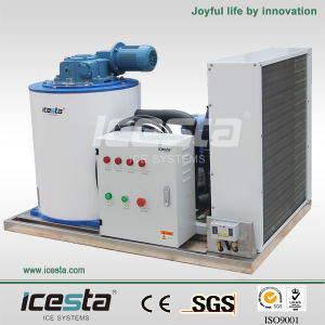 Air-Cooled Flake Ice Machine for Fish Supermaket pictures & photos