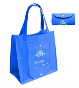Promotional 100% Natural Handle Tote Calico Bag
