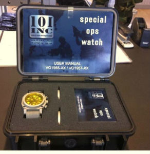 Degree of Protection IP68 ABS Hard Plastic Watch Box pictures & photos