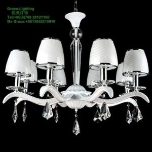 New Design MOQ 1PC Modern Crystal Chandelier (GD-178-8) pictures & photos