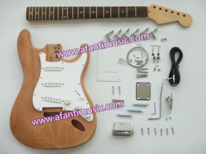 DIY Strat Electric Guitar Kit (Afanti AST-04K) pictures & photos