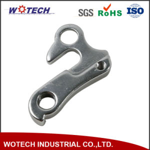 China Supply Customized Forging Aluminum Karabiner Hook Body