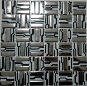 2017 Saudi Hot Sales Glass Mosaic pictures & photos