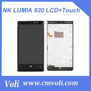 Mobile Phone LCD for Nokia, Lumia 920 LCD pictures & photos